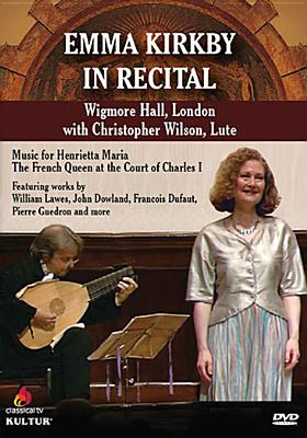 EMMA KIRBY IN RECITAL WITH CHRISTOPHE BY KIRBY,EMMA (DVD)